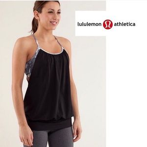 Lululemon No Limits Dusk Dye Tank
